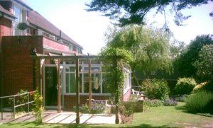 CHL - Acacia House Garden 1