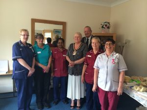 CHL Activities - SL - Care Home Open Day and Major Visit 17